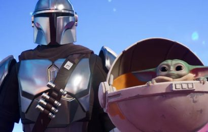 'The Mandalorian' is Coming to 'Fortnite' Chapter Two Season Five