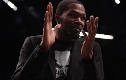Kevin Durant and NBA 2K Shake Hands On Long-Term Partnership