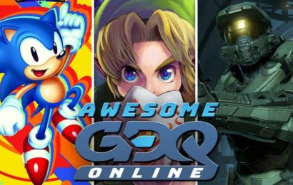 Awesome Games Done Quick speed-running event streaming schedule, Twitch links, MORE