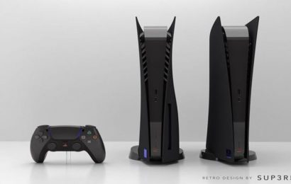 """Black PS5 from SUP3R5 """"postponed"""" – PlayStation Stock refunds confirmed"""