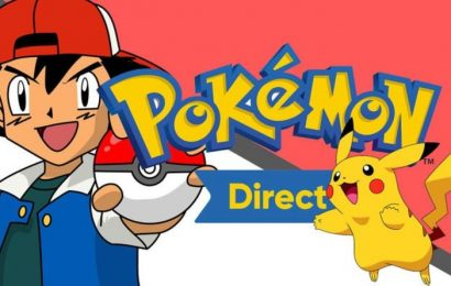 Pokemon Direct is happening next month, says leaker: 'Very special' anniversary news