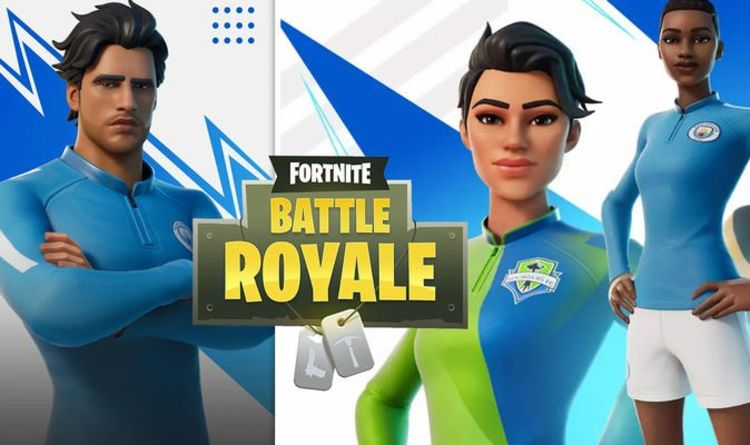Man City, Celtic, Rangers, West Ham and MORE join new Fortnite item shop update