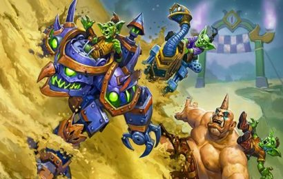 Hearthstone Mini-Set release date, Battlegrounds update and Darkmoon Races launch news