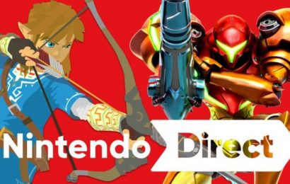 Nintendo Direct THIS week? Hint Switch fans could get surprise broadcast