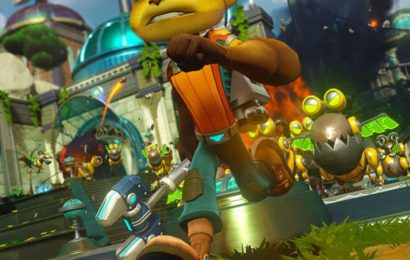 Ratchet & Clank review: So addictive you won't want to put the PS4 pad down