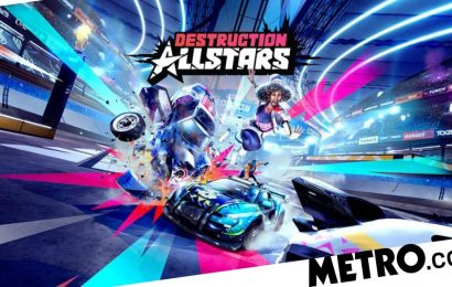 PS5 exclusive Destruction AllStars teases new info ahead of February launch