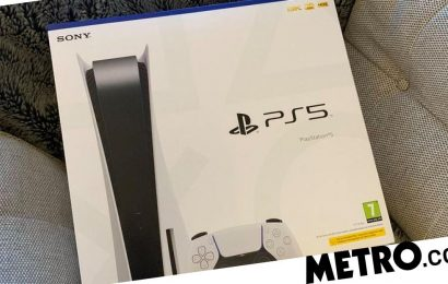 Fans overjoyed as PS5 consoles turn up hours after ordering from Argos