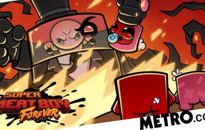 Super Meat Boy Forever review – tough and chewy