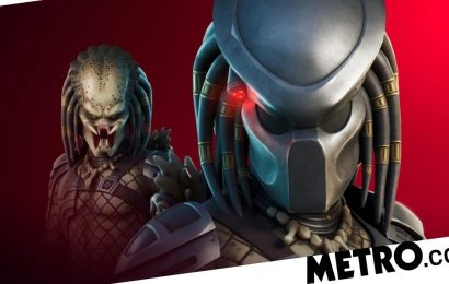 Predator live now in Fortnite – how to get Predator skin and cloaking device