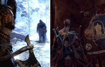 10 Gods Who Still Haven't Appeared In God Of War (Who Could Show Up In Ragnarok)