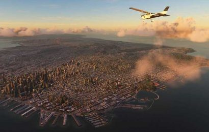 Microsoft Flight Simulator's Next Update After UK And Ireland Will Be France And Benelux