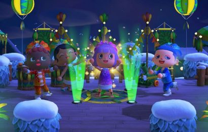 Animal Crossing: New Horizons' January update brings back our favorite peacock