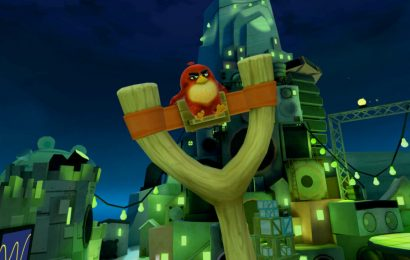 Angry Birds VR Gets New Content & Cook-Out: A Sandwich Tale Coming to Steam