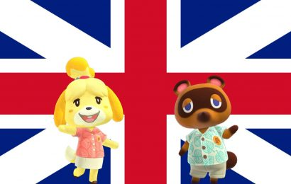 Animal Crossing: New Horizons Is The First #1 Selling UK Game Of 2021
