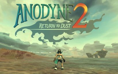 PS1-Inspired Adventure Anodyne 2: Return To Dust Hits Consoles This February