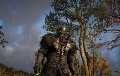 Transmogrification Is Coming To Assassin's Creed Valhalla