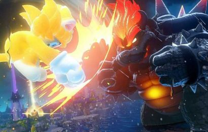Nintendo Shares Screenshots From Super Mario 3D World's Bowser's Fury