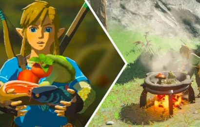 Breath Of The Wild: 10 Recipes Everyone Should Know How To Cook