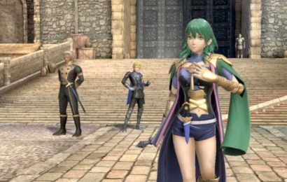 Super Smash Bros. Ultimate: How To Win As Byleth