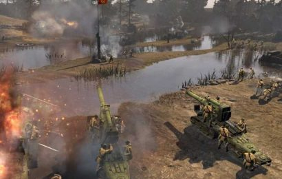 Seven Years Later, Company Of Heroes 2 Gets A 64-Bit Update