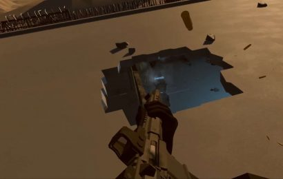 Explosive VR Crunch Element Launches On Steam – Watch Live!