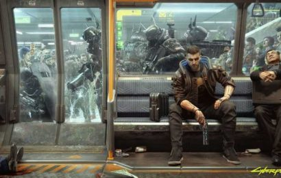 Cyberpunk 2077's Player Base Has Decreased Three Times Faster Than The Witcher 3 At Launch