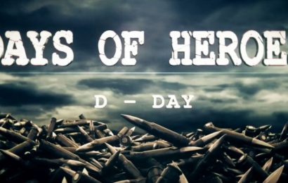 Storm The World War 2 Beaches Of Normandy In VR With Days Of Heroes: D-Day