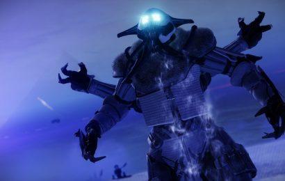 Destiny 2: A Complete Guide To The Dark Priestess Master Empire Hunt