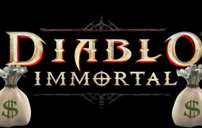 Diablo Immortal Is Free To Play, But Features Several Pay To Win Mechanics
