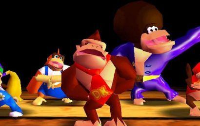 An Old Letter From Nintendo To Rare Reveals Why 'Stop N Swap' Was Removed From Donkey Kong 64