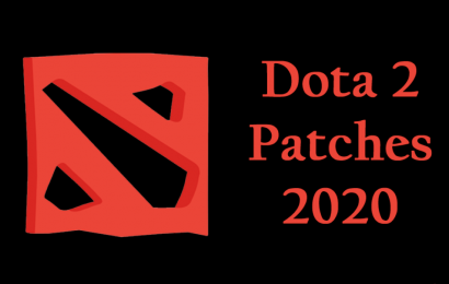 From 7.23 to 7.28: 2020 Dota 2 patches year in review