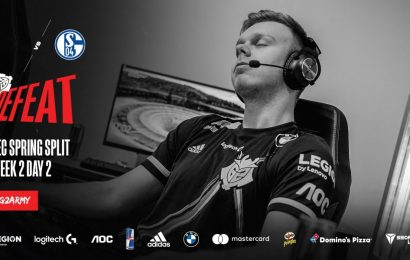 G2 Esports falls in LEC Week 2 and loses the leadership