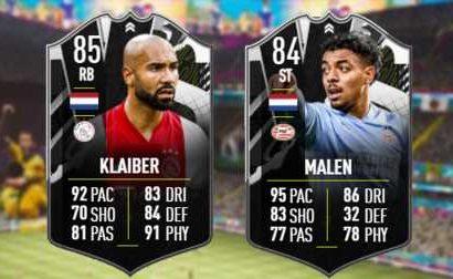 Showdown SBC in FIFA 21 – Lösungen für Niederländer Klaiber und Malen