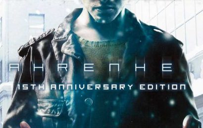 Lucas Kane Returns In Fahrenheit: 15th Anniversary Edition