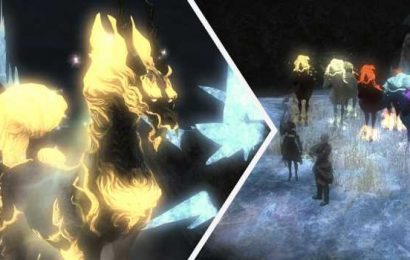 Final Fantasy 14: How To Get the Kirin Mount