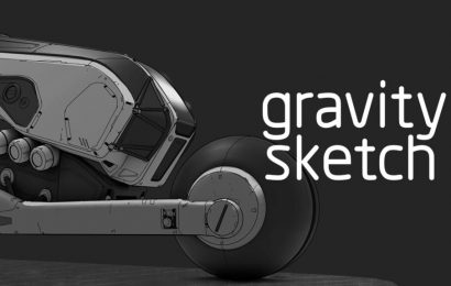 Design Tool Gravity Sketch Moves to Free Model Today
