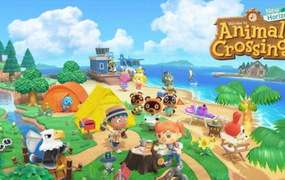 Fan Builds Incredible Pokemon Center In Animal Crossing: New Horizons