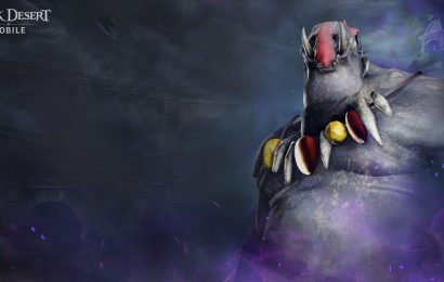 Black Desert Mobile Adds Hadum Boss Rush, Rewards Include Primal Gear