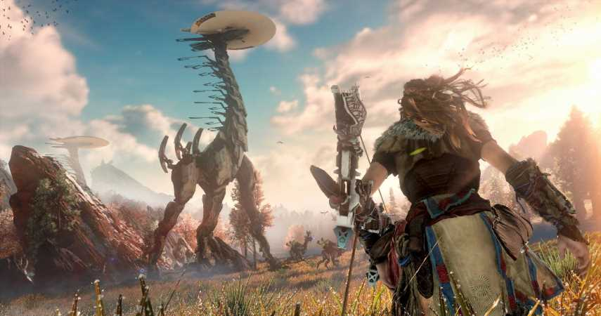 Horizon Zero Dawn Update 1.10 Is Out Now And Finally Fixes The Windows Key Crash