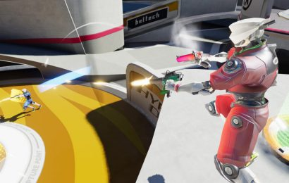 5v5 Shooter Hyper Dash Hits Oculus Quest Store in Feb