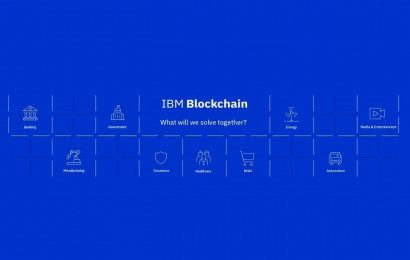 How IBM is using blockchain to transform the potential of enterprise data