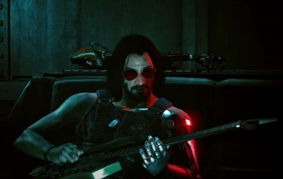 Here's How To Reach The Dev Room And Listen To Johnny Play Guitar In Cyberpunk 2077