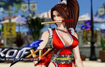 SNK Releases King Of Fighters 15 And Samurai Shodown Season 3 Trailers After Image Leak