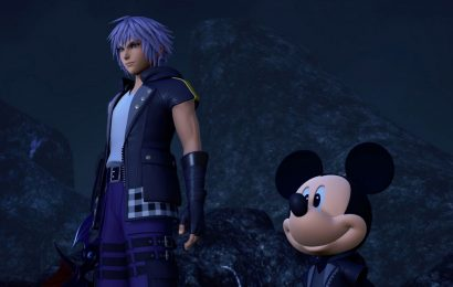 Kingdom Hearts 3 Mickey Plush Now Up For Preorder