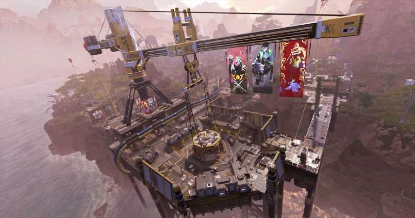 Apex Legends Datamine Reveals 3v3 TDM Mode Along With New Bow And Arrow Weapon
