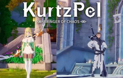 New Awakening System Revives Free-To-Play Fighting Game KurtzPel