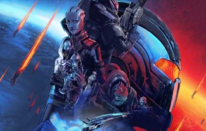 Retailers List Mass Effect: Legendary Edition For March