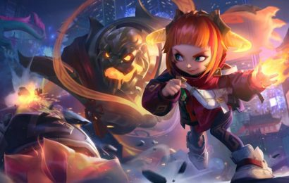 League of Legends Patch 11.2 to bring Lunar Beast Skins for Annie, Viego, and Aphelios