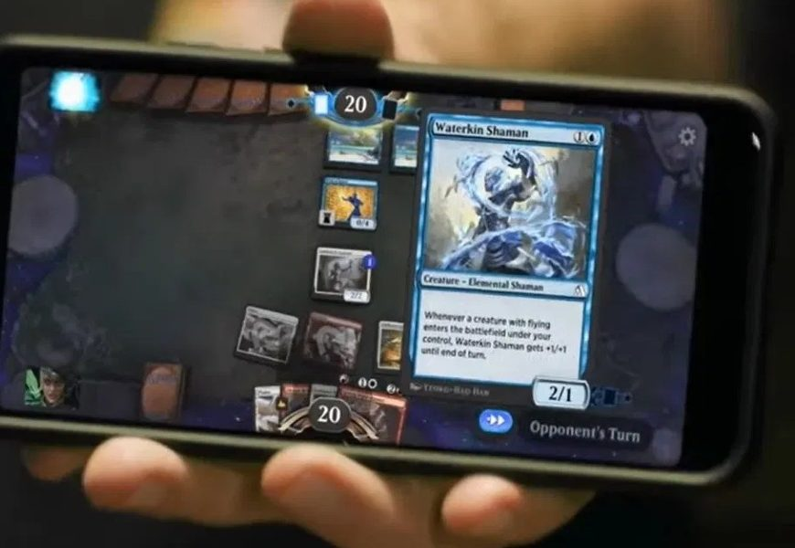 MTG Arena is finally coming to mobile devices later this month