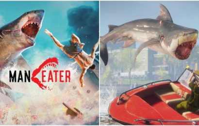 Maneater: A Guide To Shark Combat